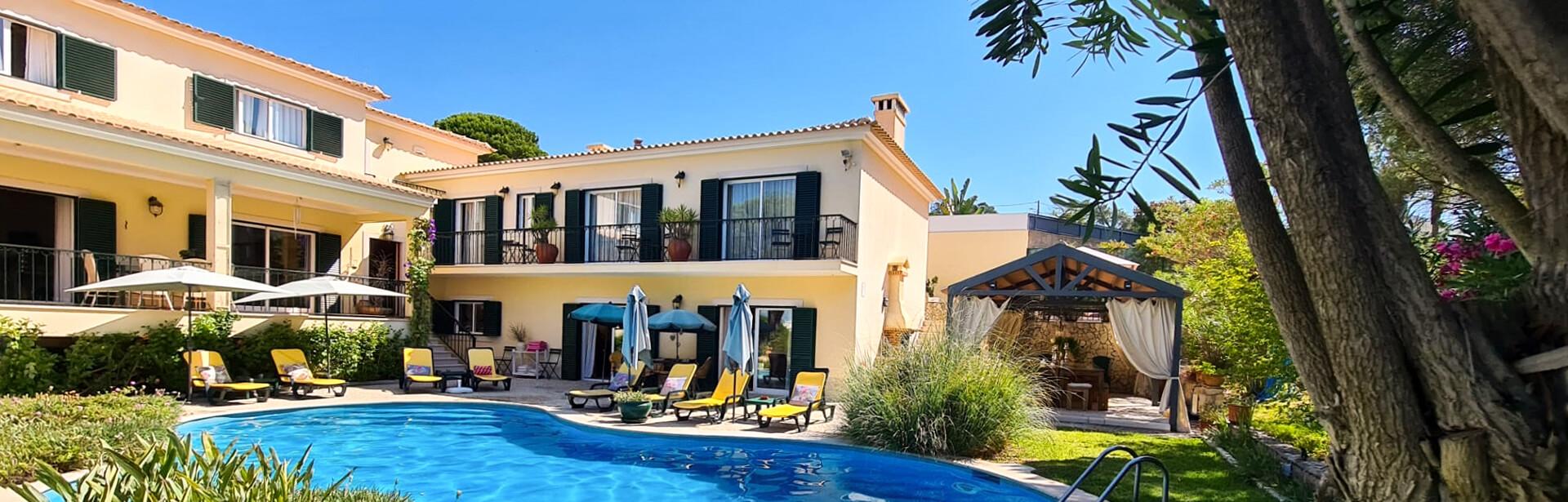 Vila de Sol, uma casa de férias em Sesimbra
