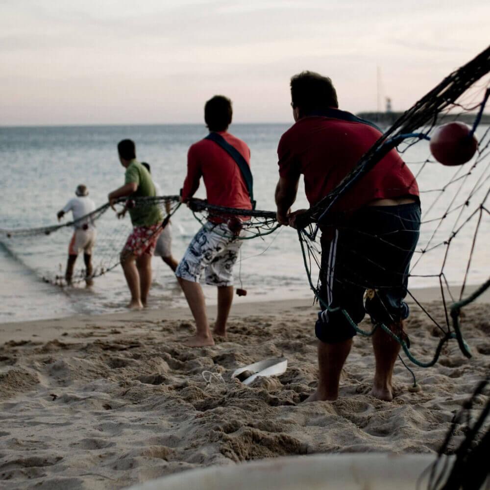 Arte Xávega: o método de pesca milenar em Sesimbra
